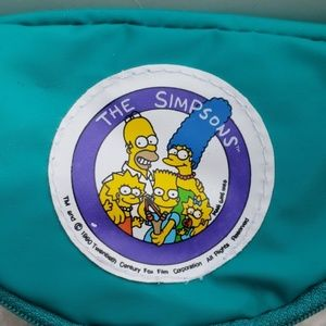 Bags - NOVELTY THE SIMPSONS BELT BAG